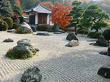 Japanese Gardens And Bonsai Information About Zen Gardens